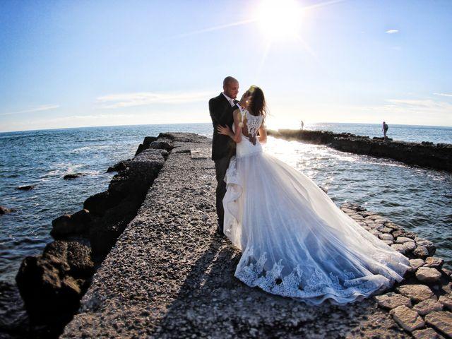 Il matrimonio di Daniele e Viviana a Roma, Roma 1