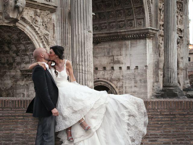 Il matrimonio di Daniele e Viviana a Roma, Roma 11