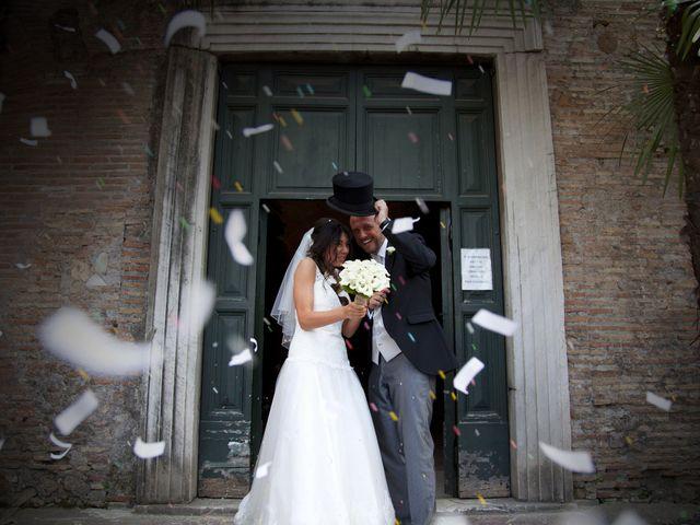 Il matrimonio di Daniele e Viviana a Roma, Roma 12