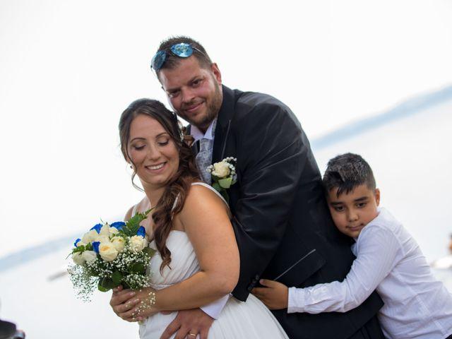 Il matrimonio di Stefano e Fabiana a Bracciano, Roma 4