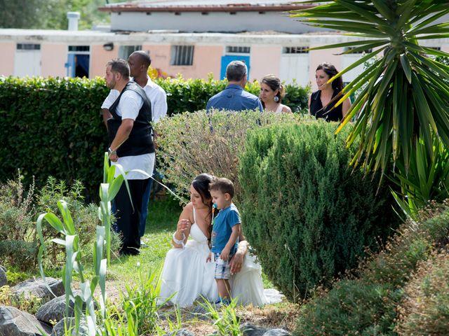 Il matrimonio di Stefano e Fabiana a Bracciano, Roma 9