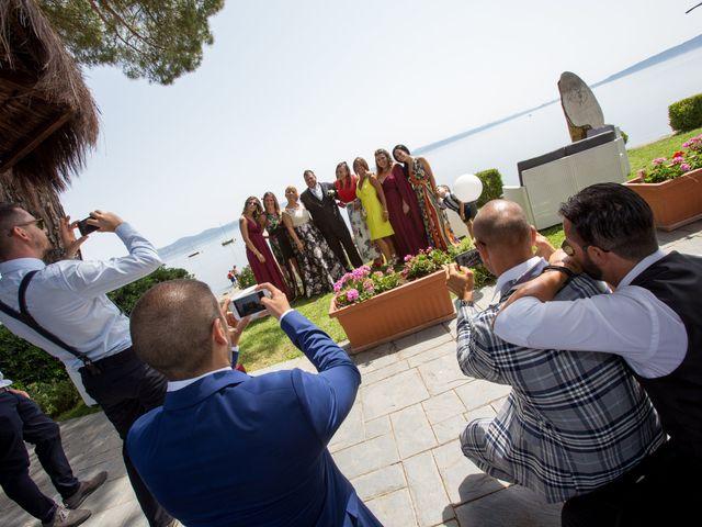 Il matrimonio di Stefano e Fabiana a Bracciano, Roma 14