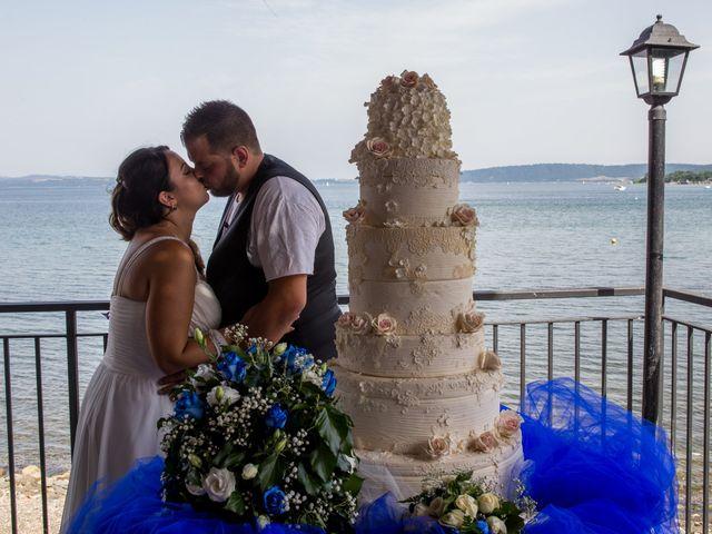 Il matrimonio di Stefano e Fabiana a Bracciano, Roma 18