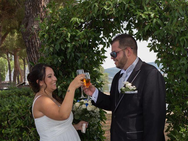 Il matrimonio di Stefano e Fabiana a Bracciano, Roma 21