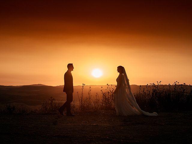 Le nozze di Giuseppe e Erica