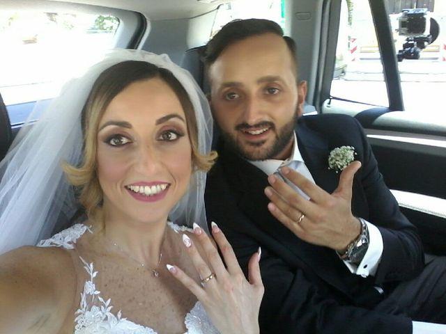 le nozze di Valeria e Antimo