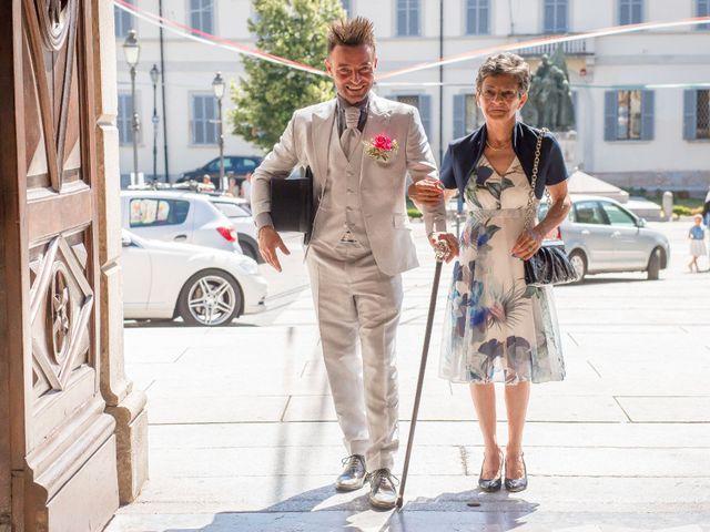 Il matrimonio di Marco e Vittoria a Briosco, Monza e Brianza 5