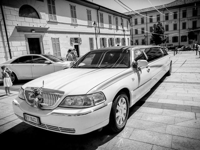 Il matrimonio di Marco e Vittoria a Briosco, Monza e Brianza 13