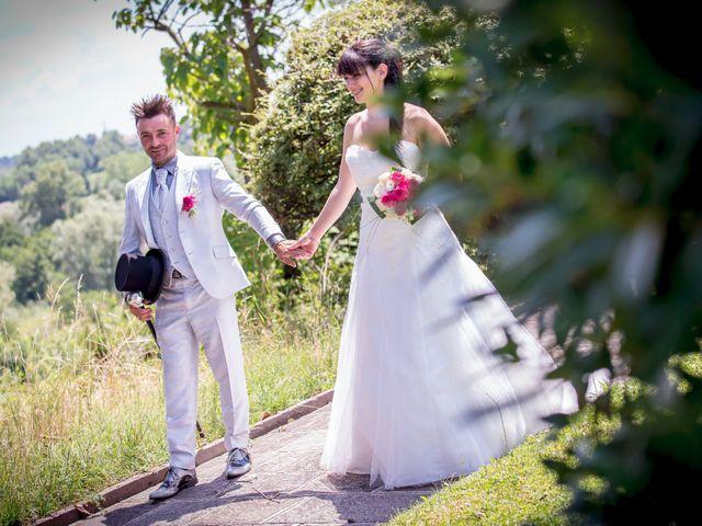 Il matrimonio di Marco e Vittoria a Briosco, Monza e Brianza 21