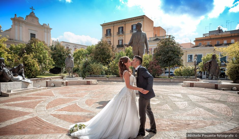 Il matrimonio di Francesco e Angela a Foggia, Foggia