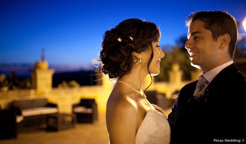 Il matrimonio di Gaspare e Silvia a Castellammare del Golfo, Trapani