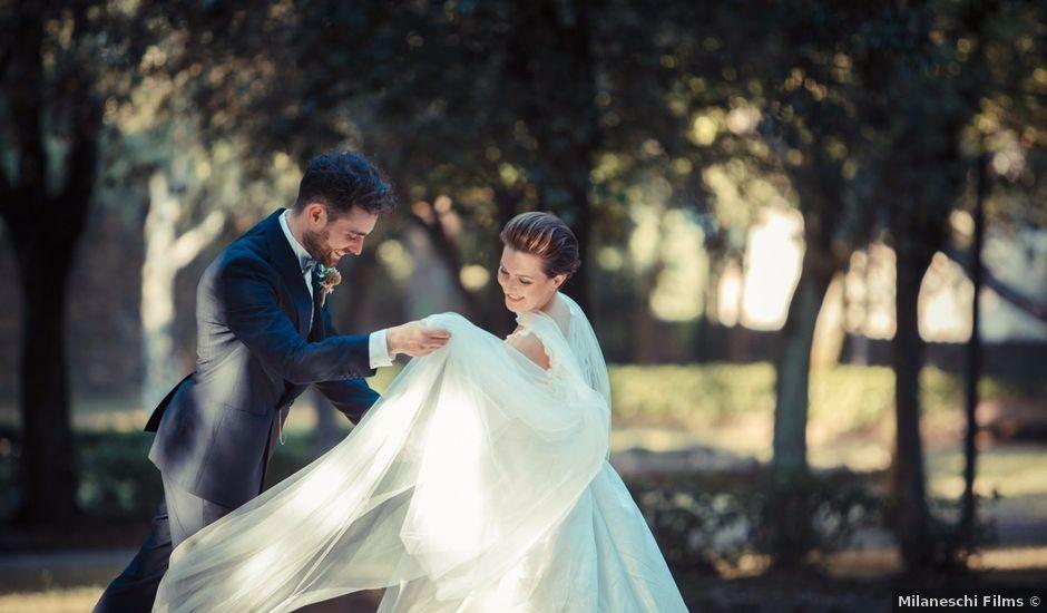 Il matrimonio di Fabio e Letizia a Arezzo, Arezzo