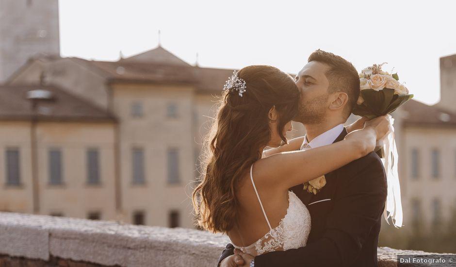 Il matrimonio di Davide e Knida a Verona, Verona