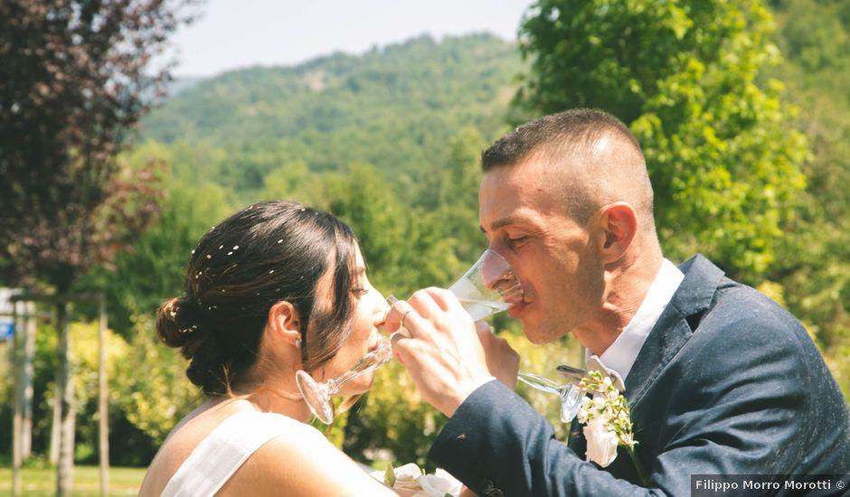 Il matrimonio di Alan e Lucrezia a Pavullo nel Frignano, Modena
