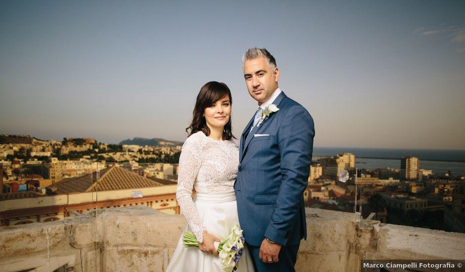 Il matrimonio di Panas e Sara a Cagliari, Cagliari