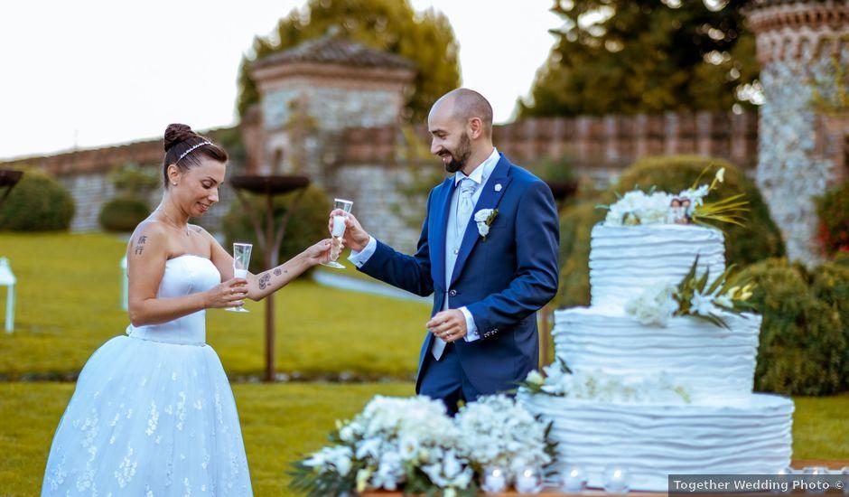 Il matrimonio di Matteo e Roberta a Filago, Bergamo