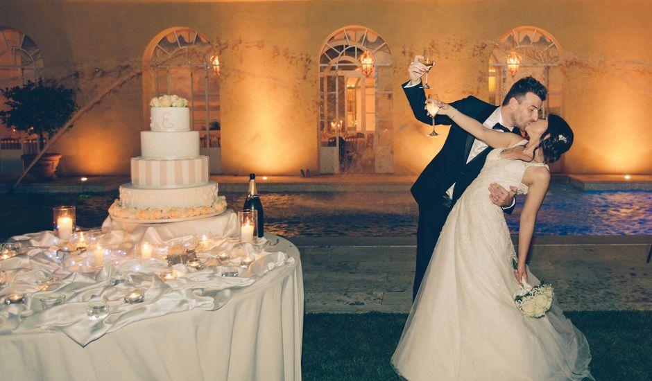 Il matrimonio di Antonio e Elena a Cortona, Arezzo