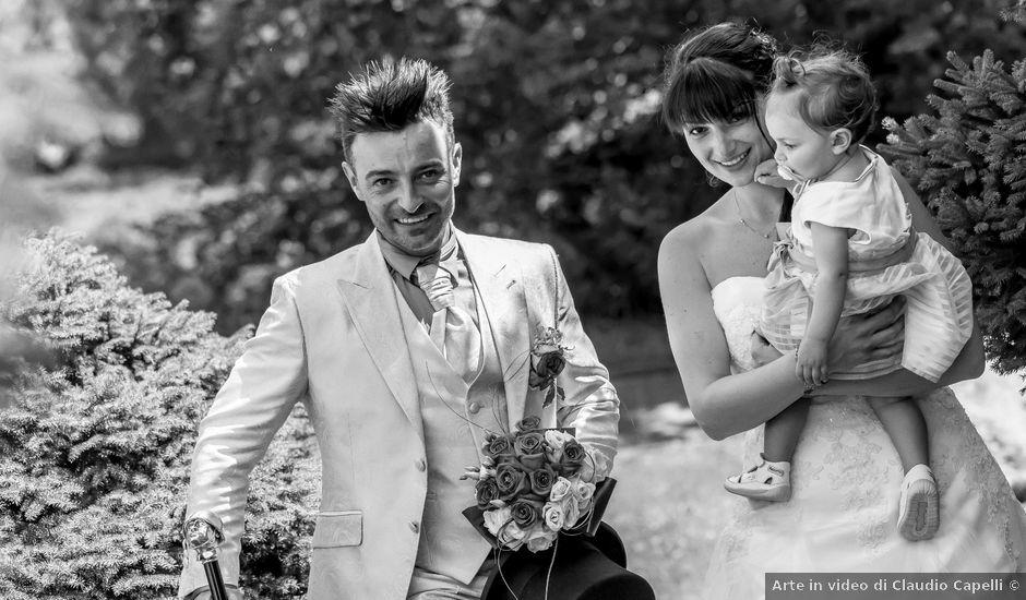 Il matrimonio di Marco e Vittoria a Briosco, Monza e Brianza