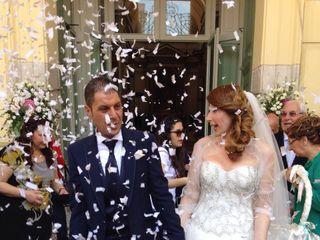 Le nozze di Antonio e Giusy