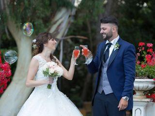 Le nozze di Serena e Cristian 1
