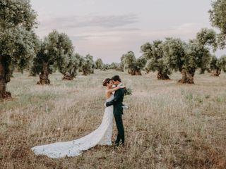 Le nozze di Egle e Joao