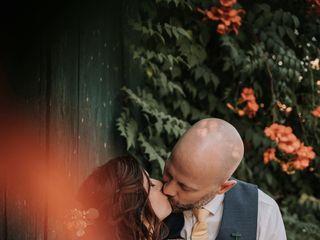 Le nozze di Fanny e Brendan