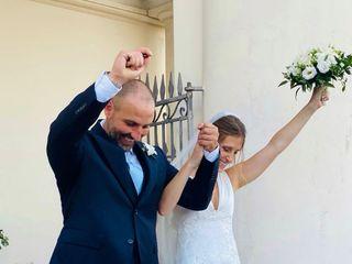 Le nozze di Barbara e Gaetano