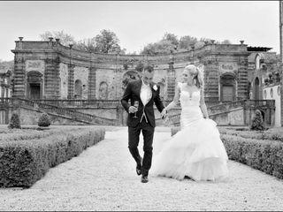 Le nozze di Carlo e Jennifer