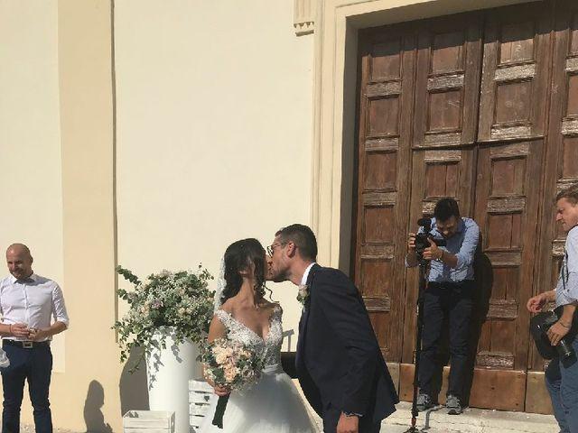 Il matrimonio di Veronica  e Giovanni a Ceresara, Mantova 8