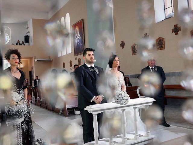 Il matrimonio di Diego e Ilary a Benevento, Benevento 20