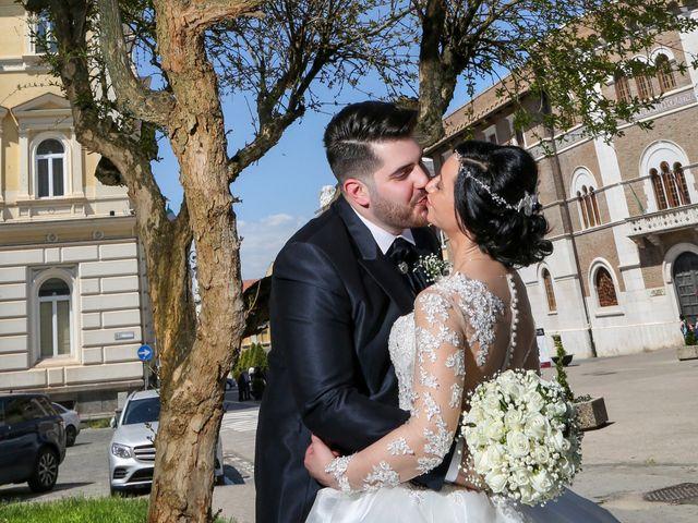 Il matrimonio di Diego e Ilary a Benevento, Benevento 23