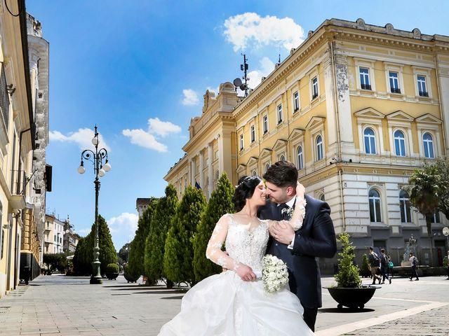 Il matrimonio di Diego e Ilary a Benevento, Benevento 25