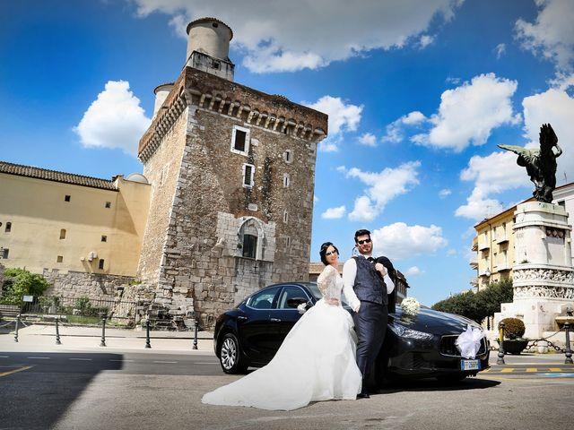 Il matrimonio di Diego e Ilary a Benevento, Benevento 26