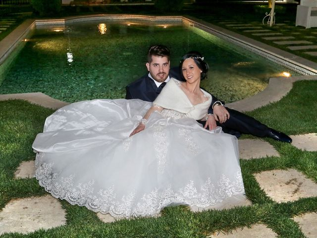 Le nozze di Ilary e Diego