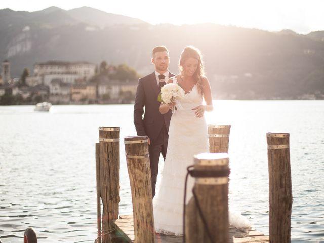 Le nozze di Larissa e Alessio