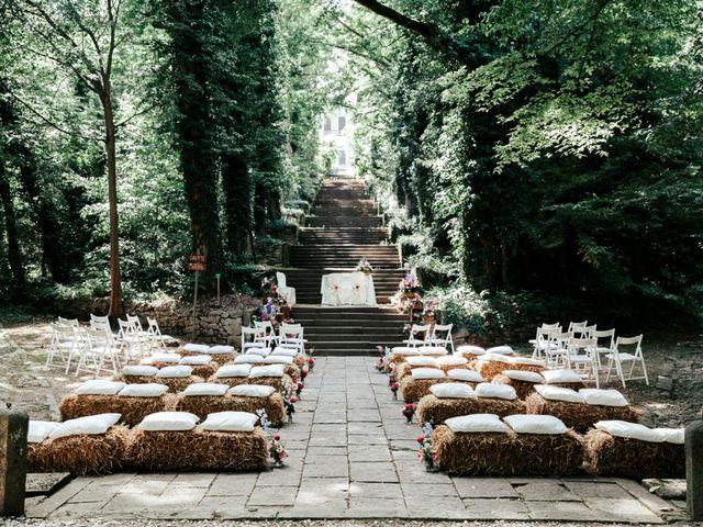 Il matrimonio di Pietro e Marike a Rovolon, Padova 18