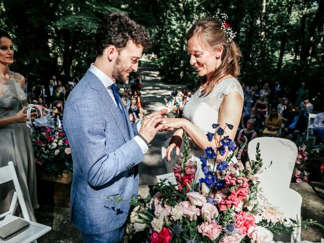 Il matrimonio di Pietro e Marike a Rovolon, Padova 46