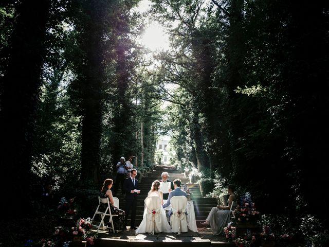 Il matrimonio di Pietro e Marike a Rovolon, Padova 1