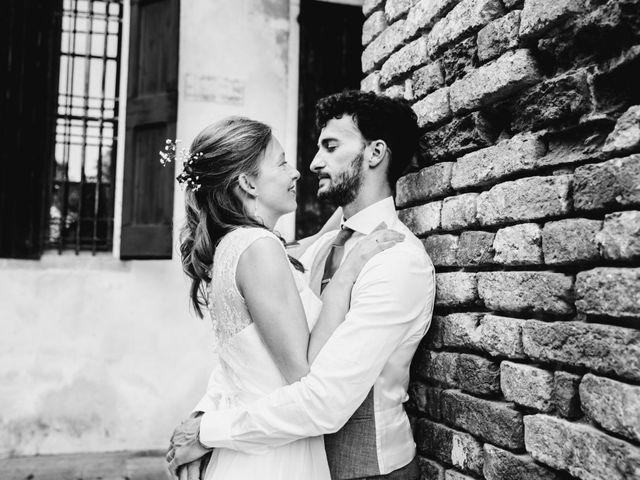 Il matrimonio di Pietro e Marike a Rovolon, Padova 57