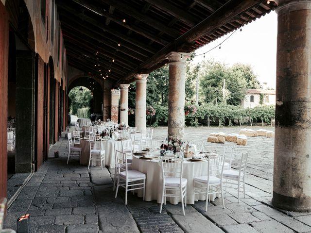 Il matrimonio di Pietro e Marike a Rovolon, Padova 62