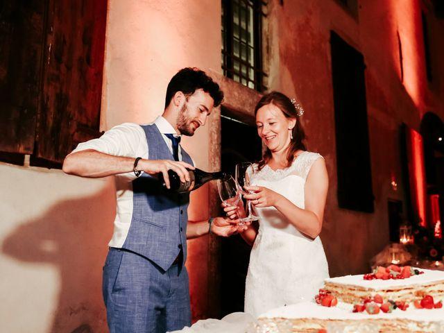 Il matrimonio di Pietro e Marike a Rovolon, Padova 66