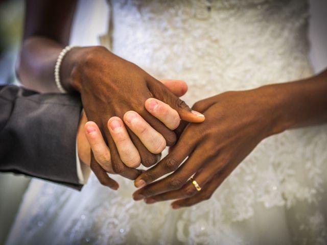 Le nozze di Ufuoma e Federico