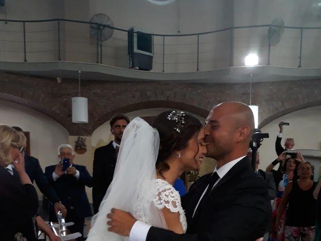 Il matrimonio di Vittorio  e Mariarca a Torrecuso, Benevento 9