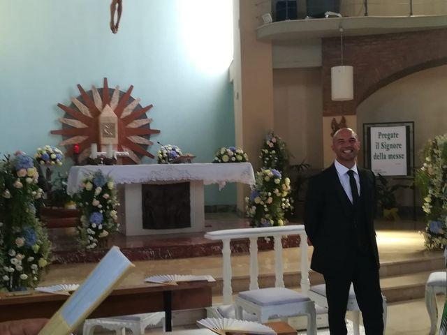 Il matrimonio di Vittorio  e Mariarca a Torrecuso, Benevento 13
