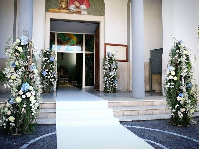 Il matrimonio di Vittorio  e Mariarca a Torrecuso, Benevento 15