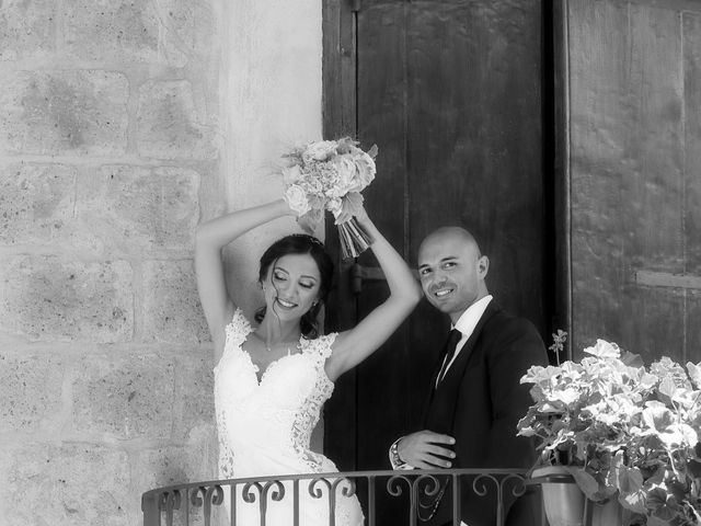 Il matrimonio di Vittorio  e Mariarca a Torrecuso, Benevento 16