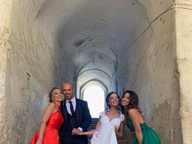 Il matrimonio di Vittorio  e Mariarca a Torrecuso, Benevento 21