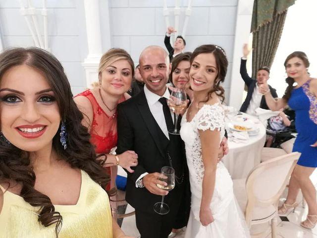 Il matrimonio di Vittorio  e Mariarca a Torrecuso, Benevento 22