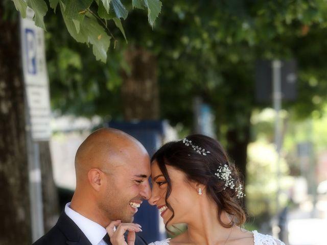 Il matrimonio di Vittorio  e Mariarca a Torrecuso, Benevento 26