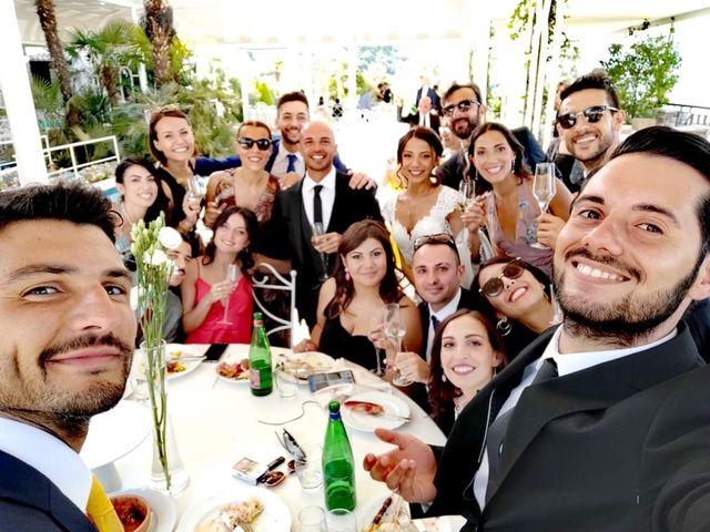 Il matrimonio di Vittorio  e Mariarca a Torrecuso, Benevento 27